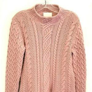 Banana Republic Heritage blush sweater